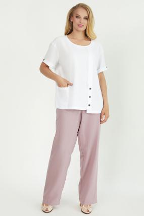 Блуза Верба белая 3841
