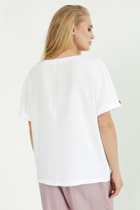 Блуза Верба белая 3844