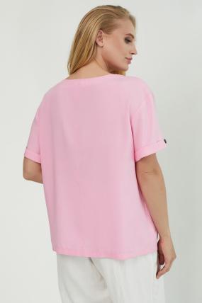 Блуза Верба розовая 3852