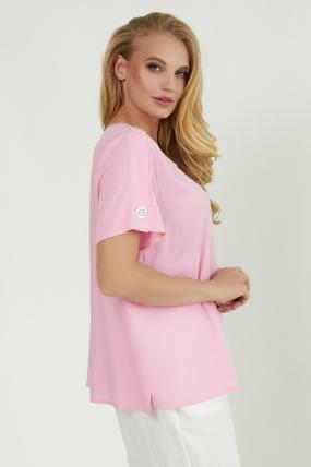 Блуза Бьютi рожева 3859
