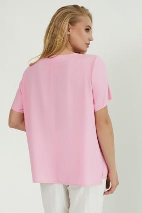 Блуза Бьютi рожева 3860
