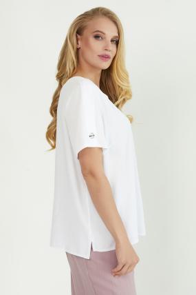 Блуза Бьюти белая 3866
