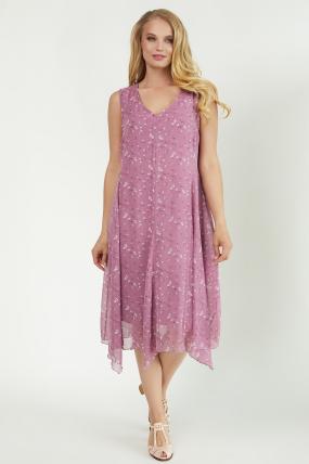 Сарафан Стріла рожевий 3909