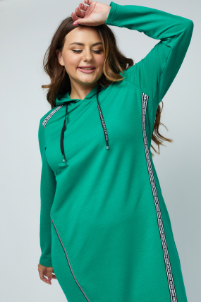 Плаття Старт зелене