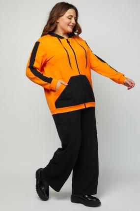 Толстовка Гуава оранж