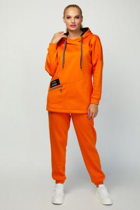 Спортивний костюм Люксіо оранж