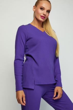 Костюм Латвия фиолетовый 4066