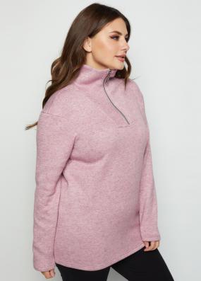 Джемпер Лейб розовый 4137