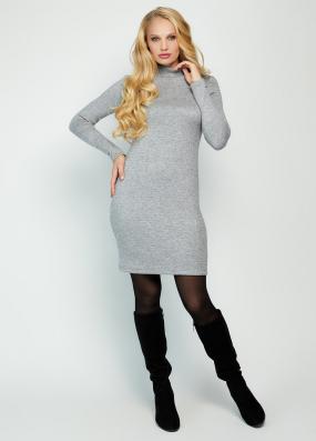 Платье Гвен серое