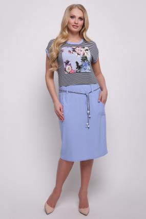 Платье Леди 433