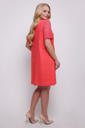 Платье Василёк 443