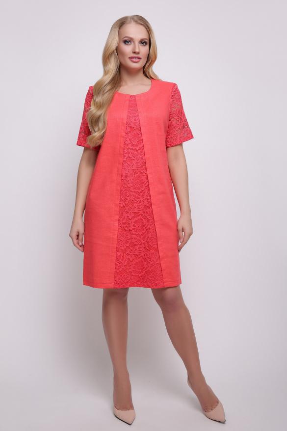Платье Василёк