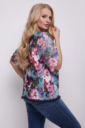 Блуза Нежность 470