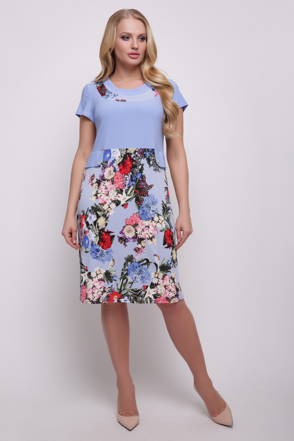 Платье Манна