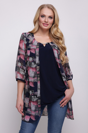 Блуза Поля 553