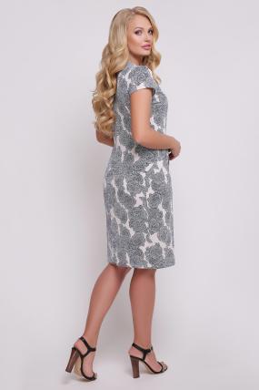 Платье Нота  589