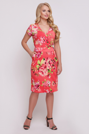 Платье Нота  595