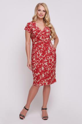 Сукня Нота (молоко) 599