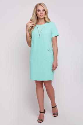 Сукня Айза (м'ята) 622