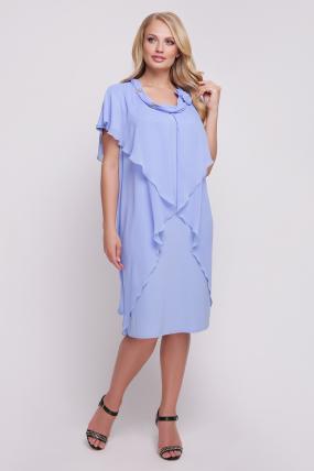Сукня Меліса (блакитний) 640