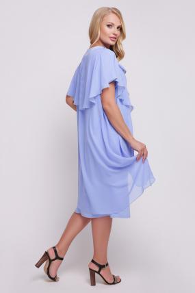 Сукня Меліса (блакитний) 641