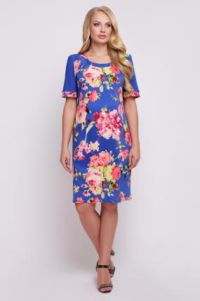 Сукня Ніка (кораловий) 676