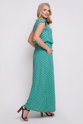 Сукня Гербера (блакитний) 733