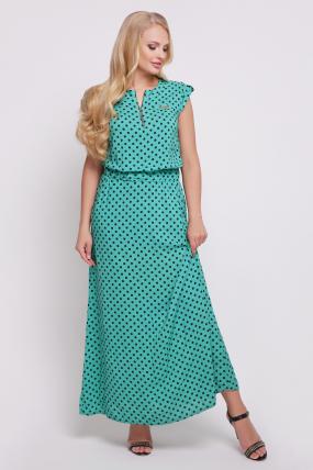 Сукня Гербера (блакитний) 756