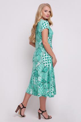 Сукня Лола (бірюзовий) 760