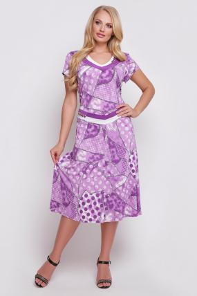 Сукня Лола (бірюзовий) 761