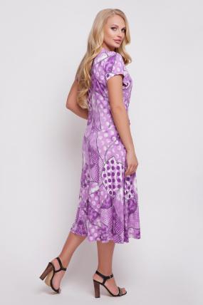 Сукня Лола (бірюзовий) 762