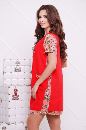 Платье - туника Лана