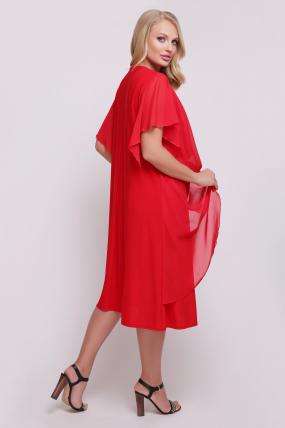 Сукня Каліфорнія (червоний) 773
