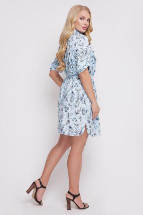 Платье-рубашка Стамбул  801
