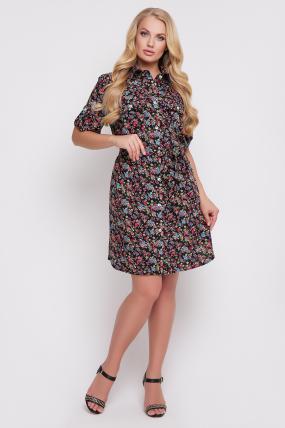 Платье-рубашка Стамбул  816