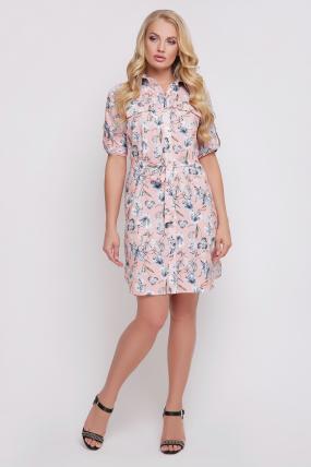 Платье-рубашка Стамбул  820