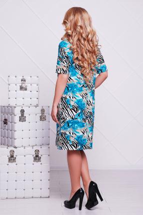 Платье Мозайка 84