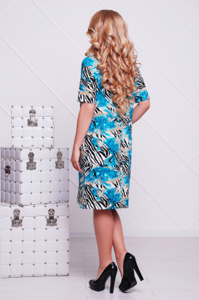 Сукня Мозайка 84