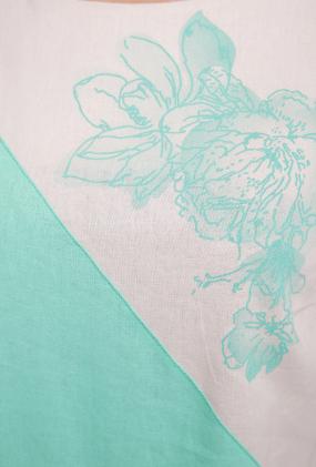 Сукня Інь-Янь (синій) 872
