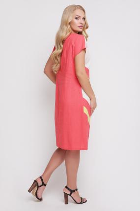 Сукня Цветик (жовтий) 878