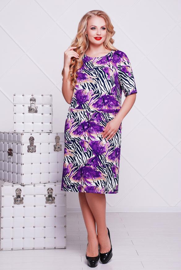 Платье Мозайка