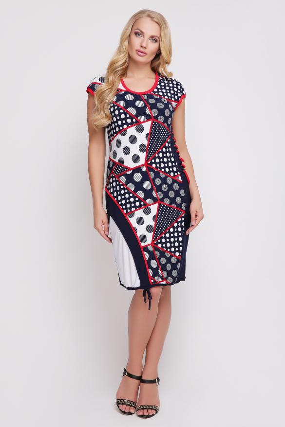 Платье Модерн