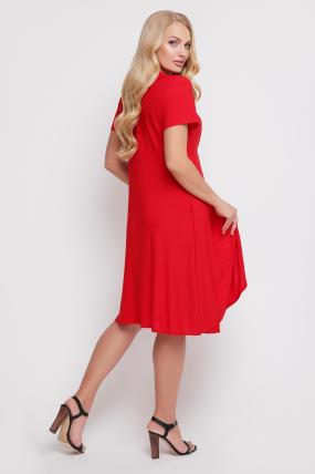 Сукня Киянка (червоний) 913