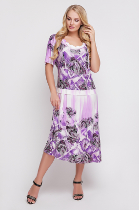 Сукня Бульбашка (бірюзовий)