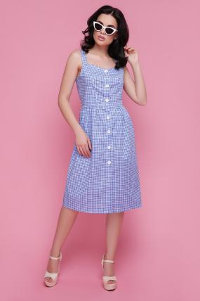 Сарафан-Ківі (блакитний) 946