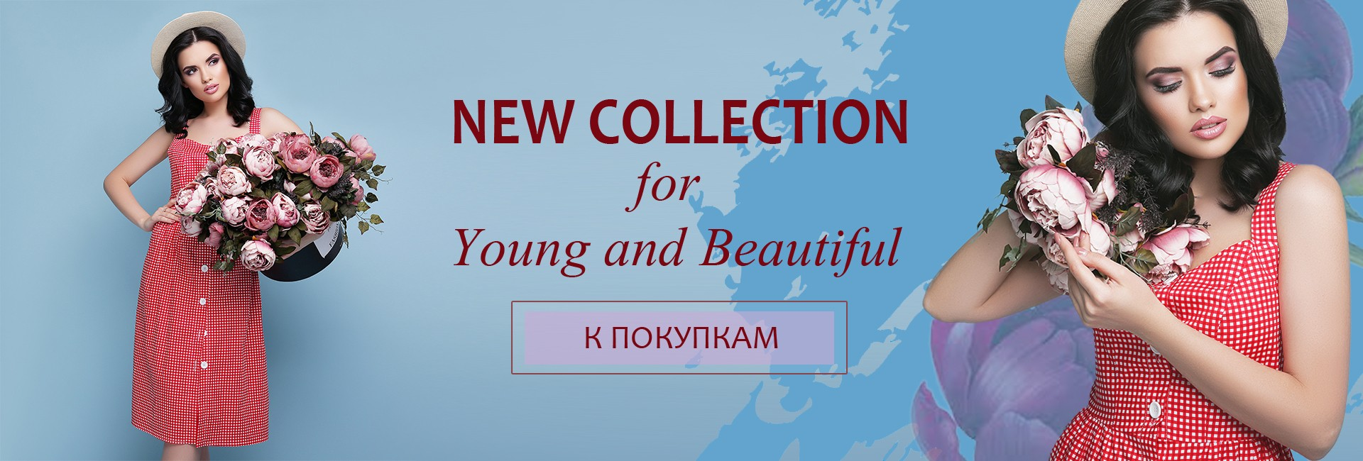 NEW COLLECTIN for young and beautiful